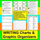 Narrative Writing Graphic Organizers & Charts (Paragraph W