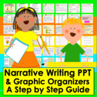 Narrative Writing PowerPoint - From Paragraph to 5 Parag.