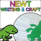 Nathanyl the Newt { Animal Craftivity and Writing Prompts! }