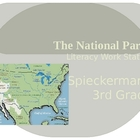National Parks Literacy Work Stations