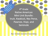Native American Bundle: Inuit, Kwakiutl, Nez Perce, Pawnee