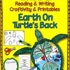 Native American Myth: Earth on Turtle's Back Craftivity an