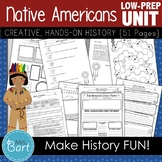 Native American Unit Resources- 19 PAGES