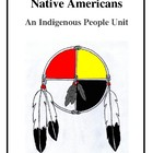 Native Americans, An Indigenous People Unit Activities and