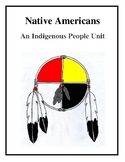 Native Americans - An Indigenous People Unit, Activities a