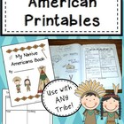 Native Americans Printables {Perfect for Interactive Notebooks}