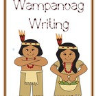 Native Americans Wampanoag Writing Lesson