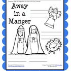 Nativity Labeling Activity