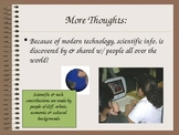 Nature of Science Powerpoint Lesson