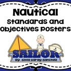 Nautical Standards and Objectives Posters