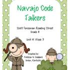 Navajo Code Talkers : Reading Street : Grade  4