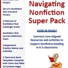 Navigating Nonfiction Super Pack