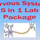 Nervous System 5 in 1 Lab Package