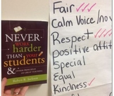 Never Work Harder Than Your Students by Robyn Jackson