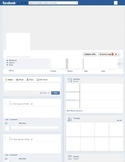 New Facebook Page Template