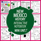 New Mexico History Lesson-Common Core-Audio Included!