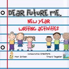 New Year Mini Writing Pack