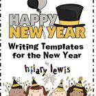 New Year Writing - Creative Writing Stationery