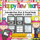 New Year's 2014 Craftivity and Writing Activities!