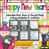 New Year's 2015 Craftivity and Writing Activities!