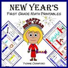 New Year's Quick Common Core (first grade)