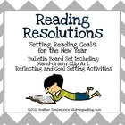 New Year's Reading Resolutions {Writing and Reflection Pack}