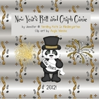 New Year's Roll and Graph Activity
