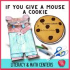 Newly Revised If You Give A Mouse A Cookie Lesson Plan Unit