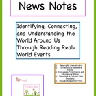 News Notes Lessons in Current Events Around the World