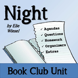 Night Student Book Club Unit of Study