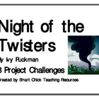 """Night of the Twisters"", by I. Ruckman, 8 Project Challenges"