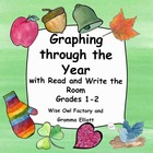 No-Prep Graphing Centers and Read/Write the Room Thru the Year