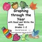Graphing Centers with Read & Write the Room Thru the Year