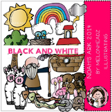 Noah's Ark 2014 bundle by Melonheadz black and white