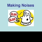 Noise Making Social Story