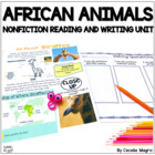 Non Fiction News- Common Core Close Reading & Writing - Af