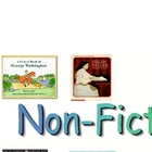 Non Fiction Reading Workshop Classroom Library Sign Banner