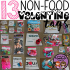 Non-Food Valentine Ideas and Cards