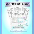 NonFiction Bingo