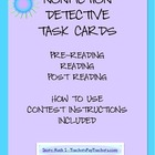 NonFiction Detective Task Cards