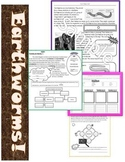 Nonfiction Earthworm Articles Differentiated with Common C