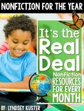 Nonfiction Resources for the YEAR! {A GROWING Bundle}