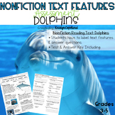Nonfiction Text Cold Read: Dolphins (Common Core 3rd & 4th)