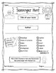 Nonfiction Text Feature Scavenger Hunt {FREE}