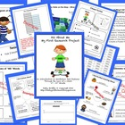 Nonfiction Text Features & My First Research Project Plus