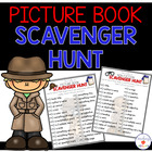 Nonfiction Text Features Scavenger Hunt- Freebie!