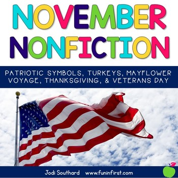 Nonfiction in November