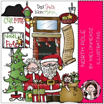 North Pole bundle by melonheadz