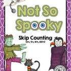 Not So Spooky Skip Counting