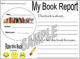 Not Your Regular Book Reports